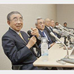 セブン&アイHDの鈴木敏文前会長兼CEO(C)日刊ゲンダイ