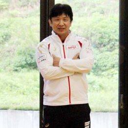 西口茂樹氏(日本レスリング協会グレコ強化委員長)<上>