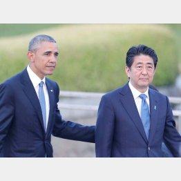 伊勢志摩サミットで首相の正体は割れた(C)日刊ゲンダイ