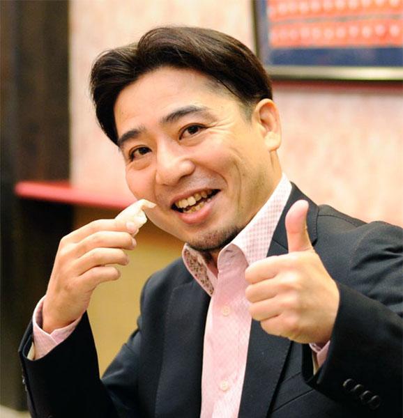 回転寿司評論家の米川伸生氏(C)日刊ゲンダイ