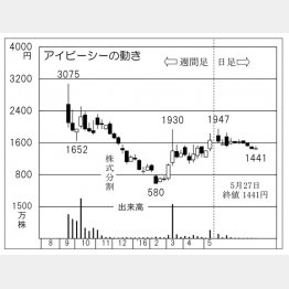 アイビーシー(C)日刊ゲンダイ