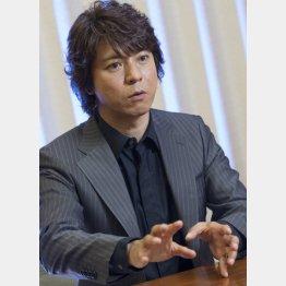 「遺留捜査」で警部補を演じた上川隆也(C)日刊ゲンダイ