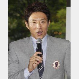 元五輪選手で東宝の御曹司というサラブレット(C)日刊ゲンダイ