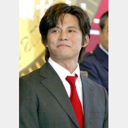 「踊る大捜査線」で青島刑事を演じた織田裕二