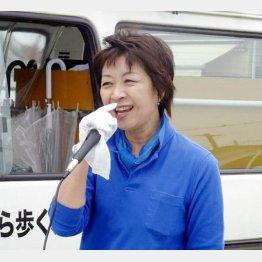 南海放送アナウンサーだった永江孝子