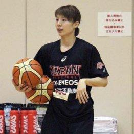 栗原三佳さん(女子バスケットボール日本代表)