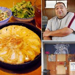 武蔵丸がプロデュース 博多名物の鉄鍋餃子が味わえる「67餃子 恵比寿本店」