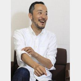 著者の土屋敦氏(C)日刊ゲンダイ