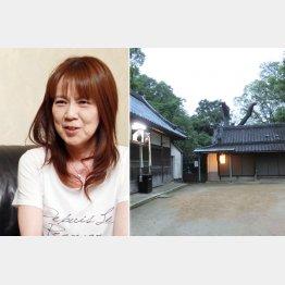 前田の母・幸代さん(左)/(C)日刊ゲンダイ