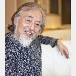 俳優の横内正さん(C)日刊ゲンダイ