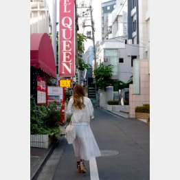 池袋のラブホテル街(C)日刊ゲンダイ