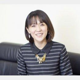 あさみちゆきさん(C)日刊ゲンダイ