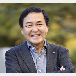 セーリング連盟常任理事の斎藤渉(C)日刊ゲンダイ