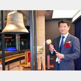 ヨシムラ・フードHDの吉村元久社長(提供写真)