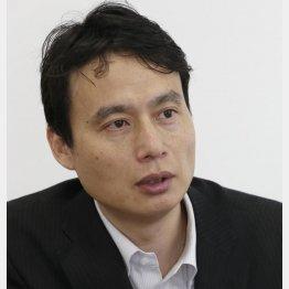 テラモーターズの徳重徹社長