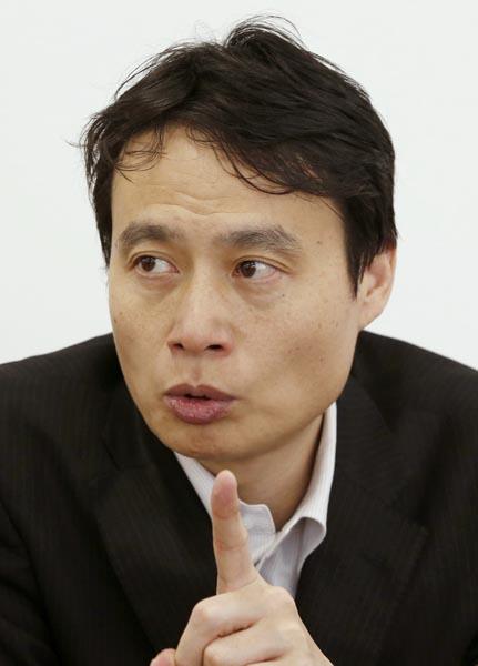 テラモーターズ徳重徹社長(C)日刊ゲンダイ