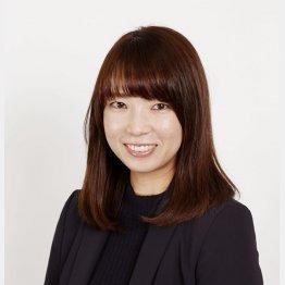 「アイ・パッション」のアキさん(C)日刊ゲンダイ