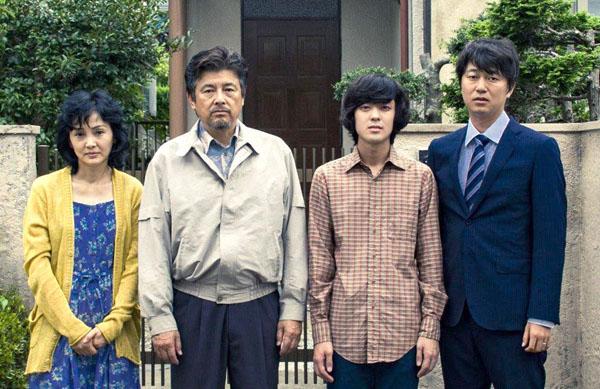 三浦友和と南果歩が夫婦役で出演(C)2016「葛飾事件」製作委員会
