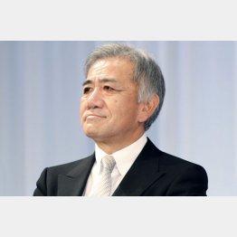 セブン&アイHDの社長に就任した井阪隆一氏(C)日刊ゲンダイ