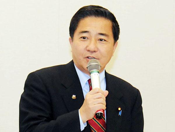 過去に何度も自民党入りをウワサされた長島氏(C)日刊ゲンダイ