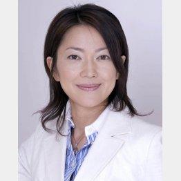 9係メンバーの紅一点を演じる羽田美智子(C)日刊ゲンダイ