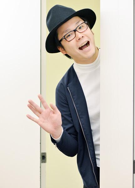 「かまいたち」の濱家隆一(C)日刊ゲンダイ
