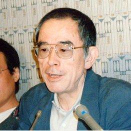 昨年12月に亡くなった野坂昭如氏