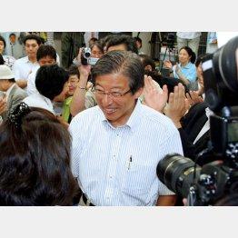 静岡県の川勝知事は視察を見送る方向で検討(C)日刊ゲンダイ