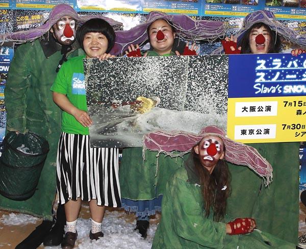 おかずクラブの2人(左)とゆりやんレトリィバァ/(C)日刊ゲンダイ