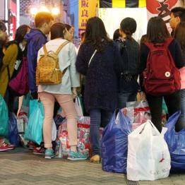 <第2回>中国の外貨獲得手段になった日本のインバウンド