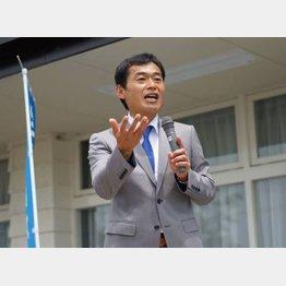 連合福井で事務局長を務めた横山龍寛(提供写真)