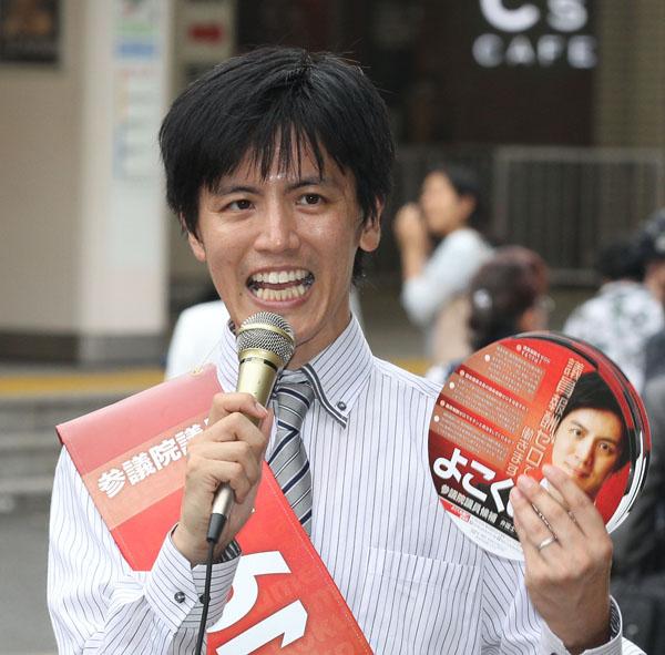 泡沫候補と思いきや…(C)日刊ゲンダイ