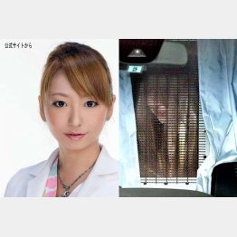 詐欺罪に問われているタレント女医の脇坂被告(C)日刊ゲンダイ