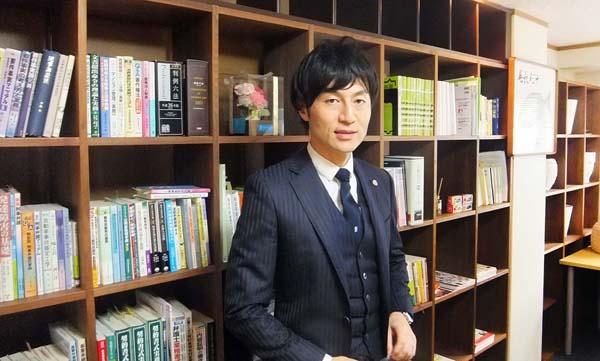 高橋弁護士は有罪率99%の刑事裁判で3連続無罪(C)日刊ゲンダイ