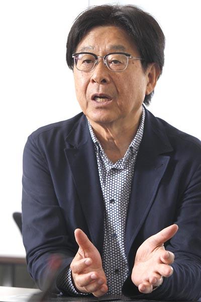 製作プロデューサーの橘民義氏(C)日刊ゲンダイ