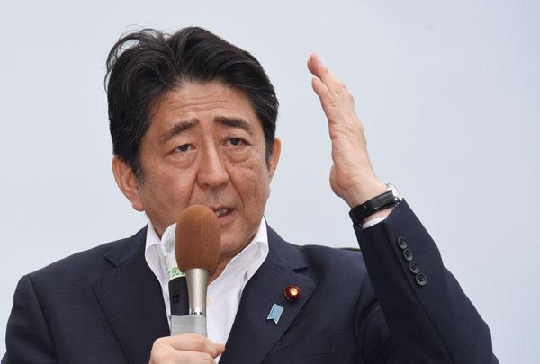 争点のスリ替え(C)日刊ゲンダイ