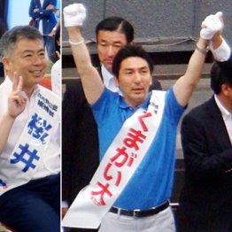 【宮城】閣僚クラスが続々入って 自民党が必死のテコ入れ