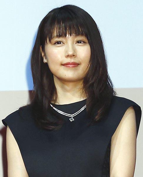 有村架純は「新しい風を」と抱負を語った(C)日刊ゲンダイ