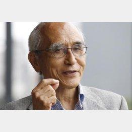 元広島平和研究所所長の浅井基文氏
