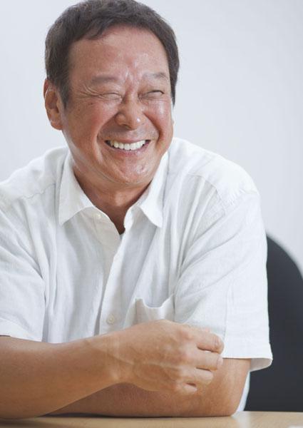 枝雀師匠について語る森末慎二(C)日刊ゲンダイ