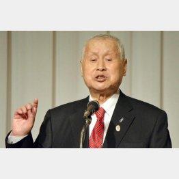 日本選手団に強い口調で苦言を呈したが…(C)日刊ゲンダイ