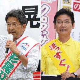 【長野】元キャスター杉尾の攻勢に若林陣営タジタジ