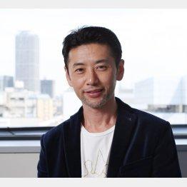 俳優の大浦龍宇一さん(C)日刊ゲンダイ
