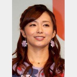 伊藤綾子アナは大丈夫?(C)日刊ゲンダイ