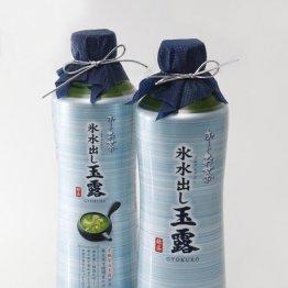 【ボトル緑茶】国産希少茶葉を通常の3倍使用で1本1000円
