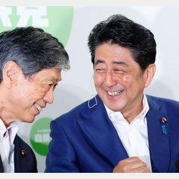 """改憲の野望をより""""確実""""に(C)日刊ゲンダイ"""