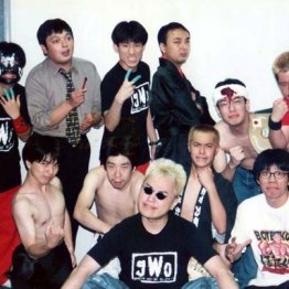 <第2回>大阪時代につるんでいた陣内、ケンコバ、中川家…