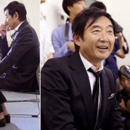 出馬断念の石田純一 素足とローファーが象徴していたこと