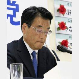 負けは負け(C)日刊ゲンダイ