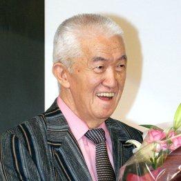 永六輔さんはテレビ草創期からの功労者(C)日刊ゲンダイ